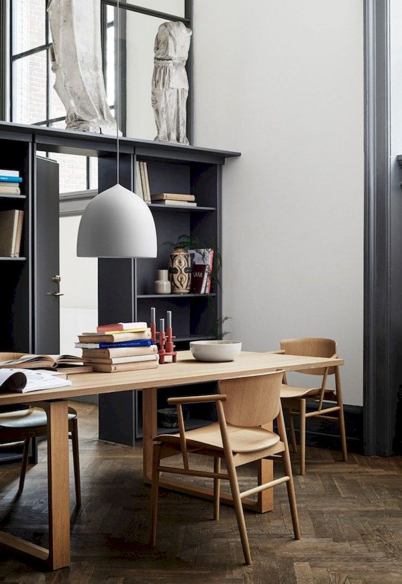 50+ Wall Décor Ideas for 2018 Dining Room Trend (26)