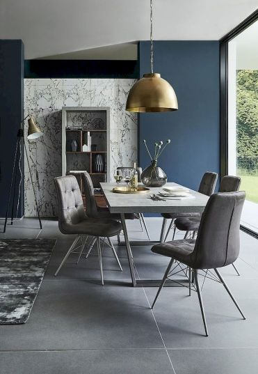 50+ Wall Décor Ideas for 2018 Dining Room Trend (3)