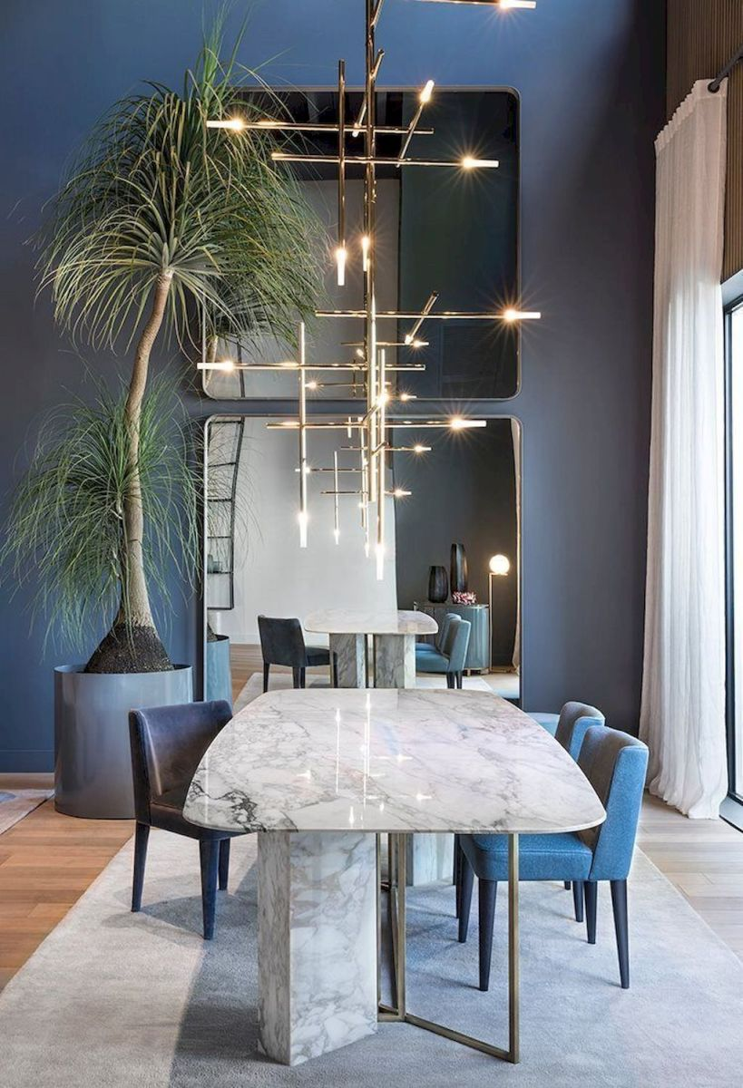 50+ Wall Décor Ideas for 2018 Dining Room Trend (32)
