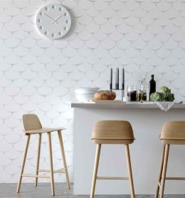 50+ Wall Décor Ideas for 2018 Dining Room Trend (4)