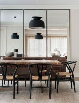 50+ Wall Décor Ideas for 2018 Dining Room Trend (42)
