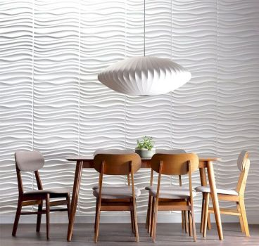 50+ Wall Décor Ideas for 2018 Dining Room Trend (46)