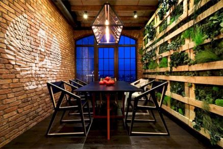 50+ Wall Décor Ideas for 2018 Dining Room Trend (56)