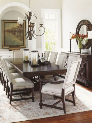 50+ Wall Décor Ideas for 2018 Dining Room Trend (76)
