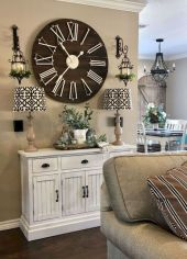 50+ Wall Décor Ideas for 2018 Dining Room Trend (9)