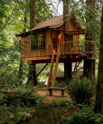DIY Treehouse For 2018 Summer Times (14)