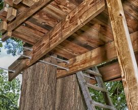 DIY Treehouse For 2018 Summer Times (21)