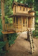 DIY Treehouse For 2018 Summer Times (25)