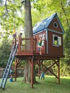 DIY Treehouse For 2018 Summer Times (27)