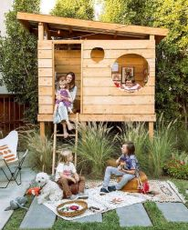 DIY Treehouse For 2018 Summer Times (30)
