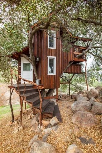 DIY Treehouse For 2018 Summer Times (39)