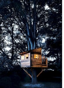 DIY Treehouse For 2018 Summer Times (51)