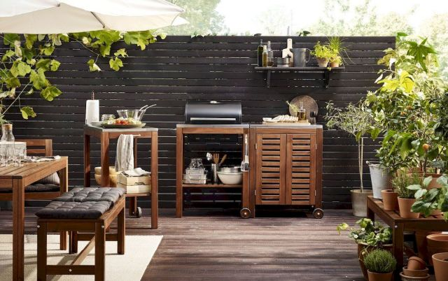 Inspiring Summer Outdoor Kitchen Ideas (2)