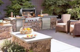 Inspiring Summer Outdoor Kitchen Ideas (22)