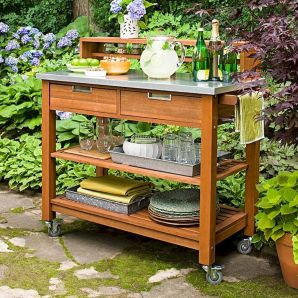 Inspiring Summer Outdoor Kitchen Ideas (44)