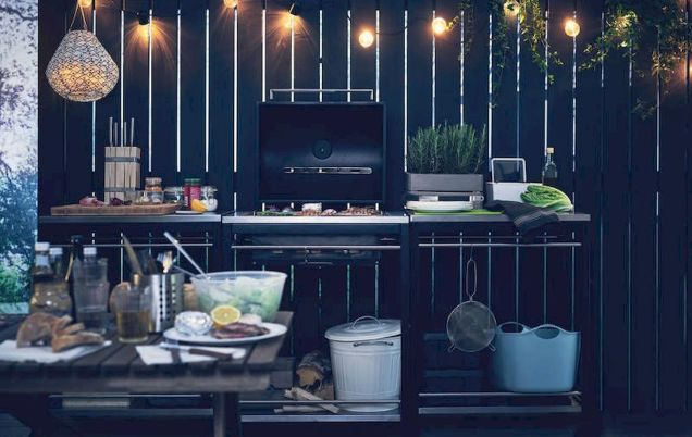 Inspiring Summer Outdoor Kitchen Ideas (56)