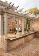 Inspiring Summer Outdoor Kitchen Ideas (9)