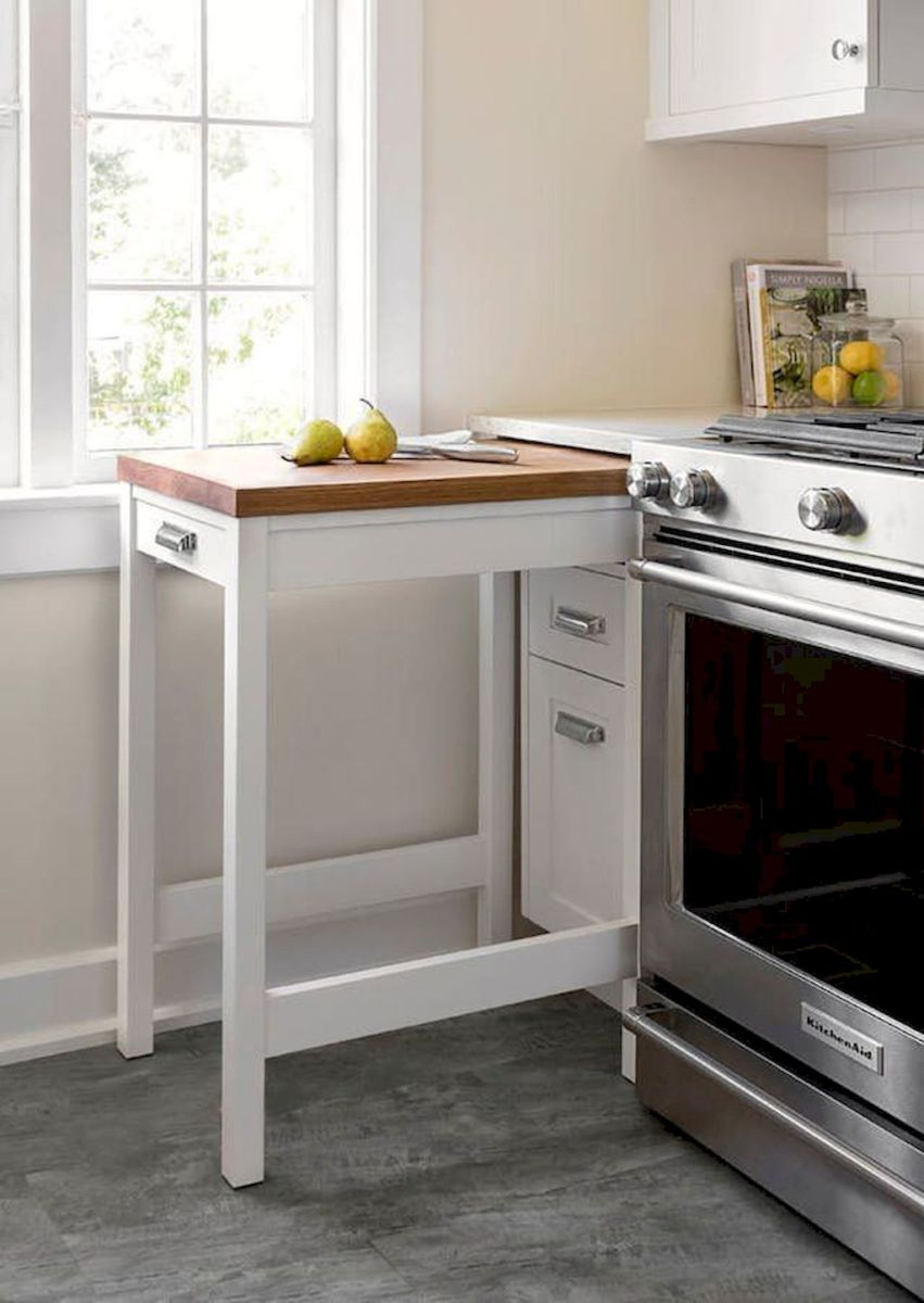 Storage Ideas for Small Kitchens That Look Compact and Efficient (10)