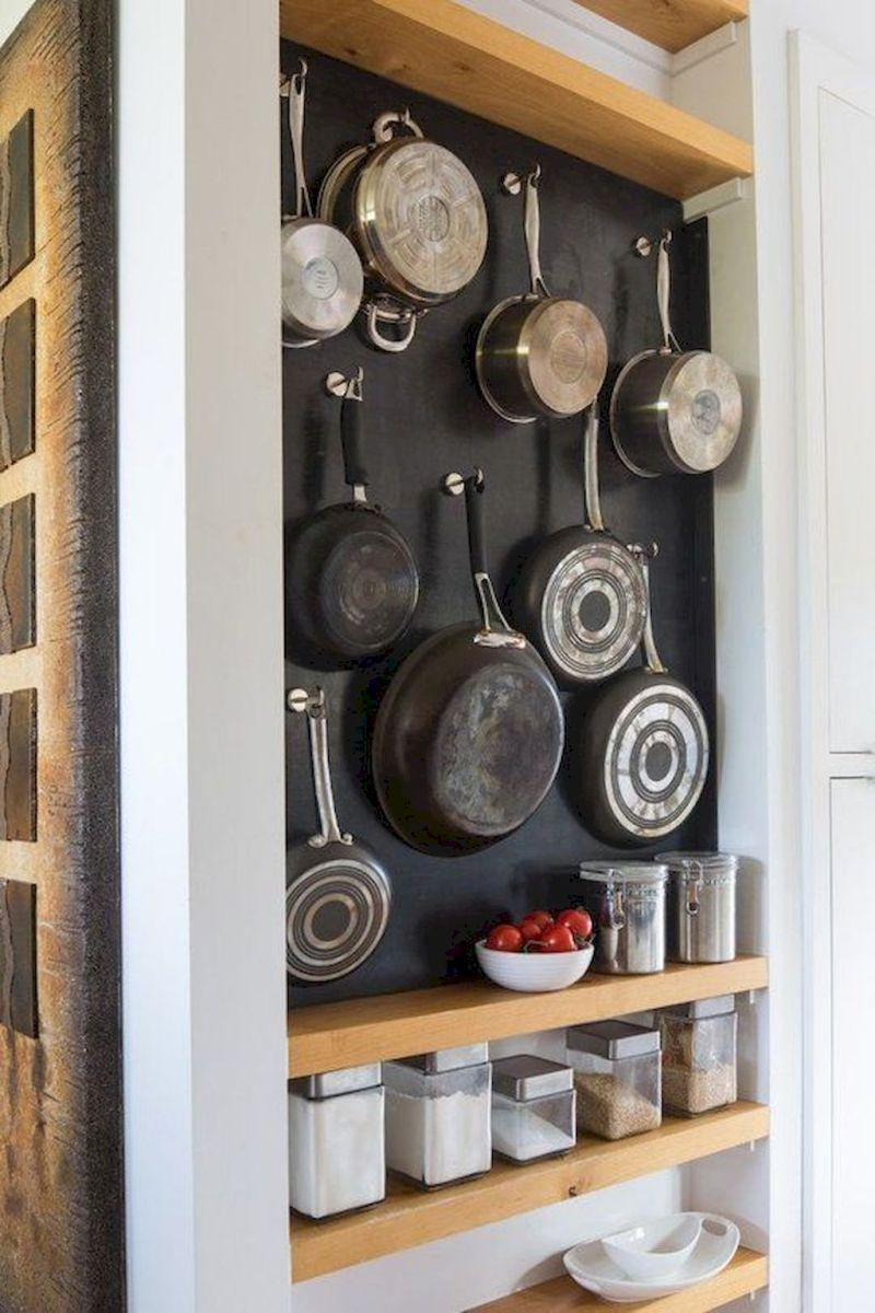Storage Ideas for Small Kitchens That Look Compact and Efficient (22)