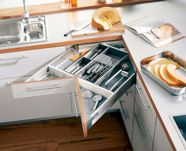 Storage Ideas for Small Kitchens That Look Compact and Efficient (23)