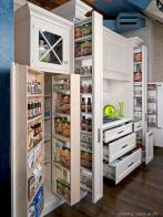 Storage Ideas for Small Kitchens That Look Compact and Efficient (27)