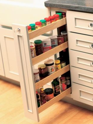 Storage Ideas for Small Kitchens That Look Compact and Efficient (4)