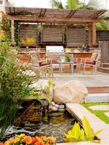 Summer Backyard Ideas that Will Enliven Your Family Time (15)