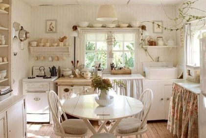 Cottage Dining Room Part 2