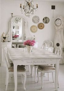 Cottage Dining Room Part 22