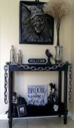 On budget DIY Halloween Decoration with fun and scary concept