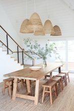 Farmhouse Dining Table Inspirations Part 11