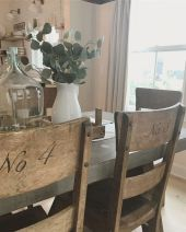 Farmhouse Dining Table Inspirations Part 24