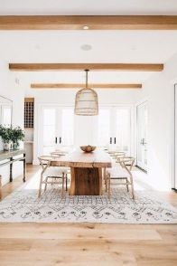 Farmhouse Dining Table Inspirations Part 29
