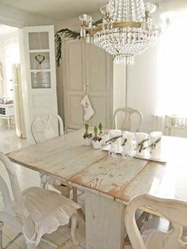 Farmhouse Dining Table Inspirations Part 34