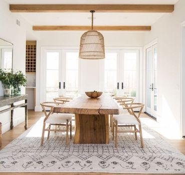 Farmhouse Dining Table Inspirations Part 47