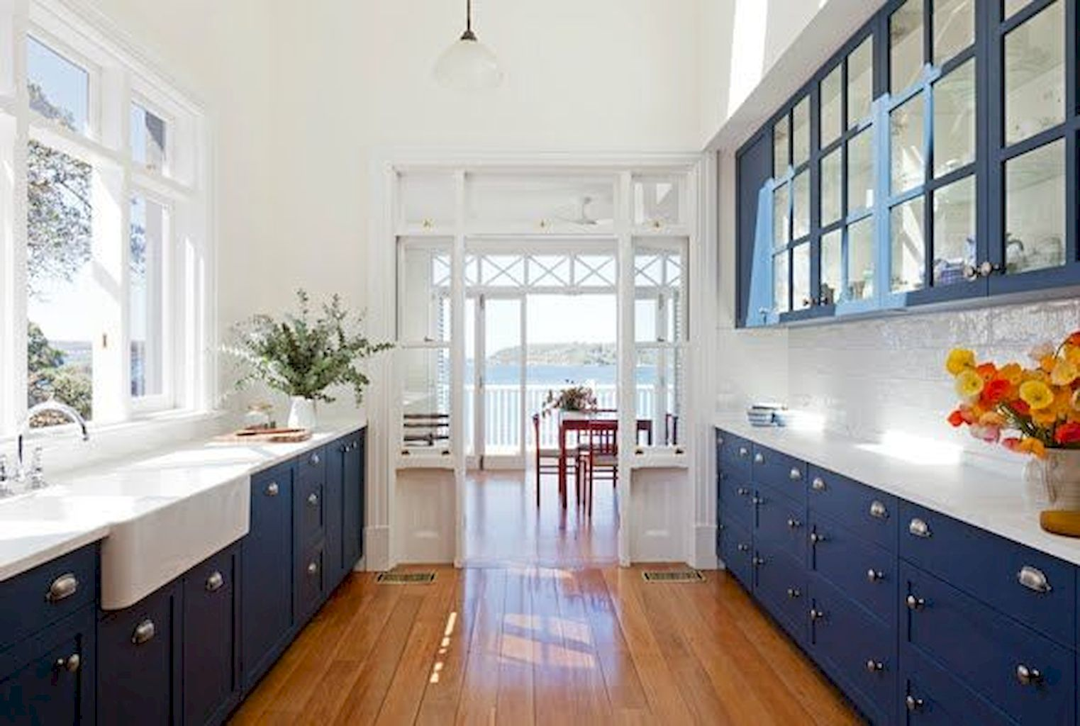Galley Kitchens Inspirations Part 15