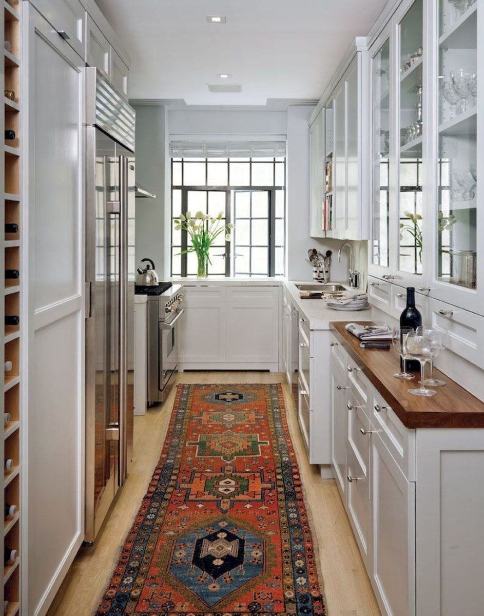 Galley Kitchens Inspirations Part 38