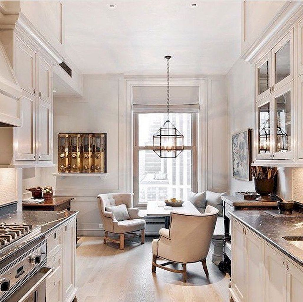 Galley Kitchens Inspirations Part 54