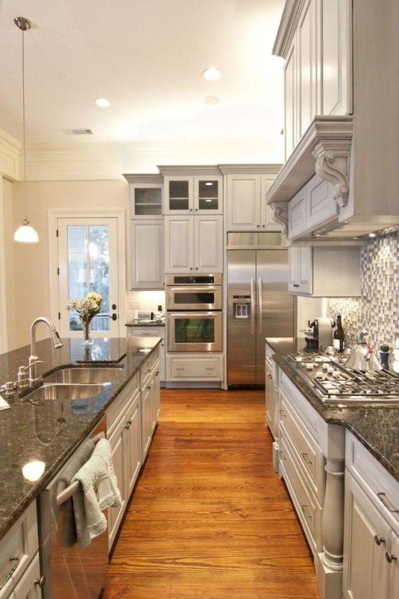 Galley Kitchens Inspirations Part 60