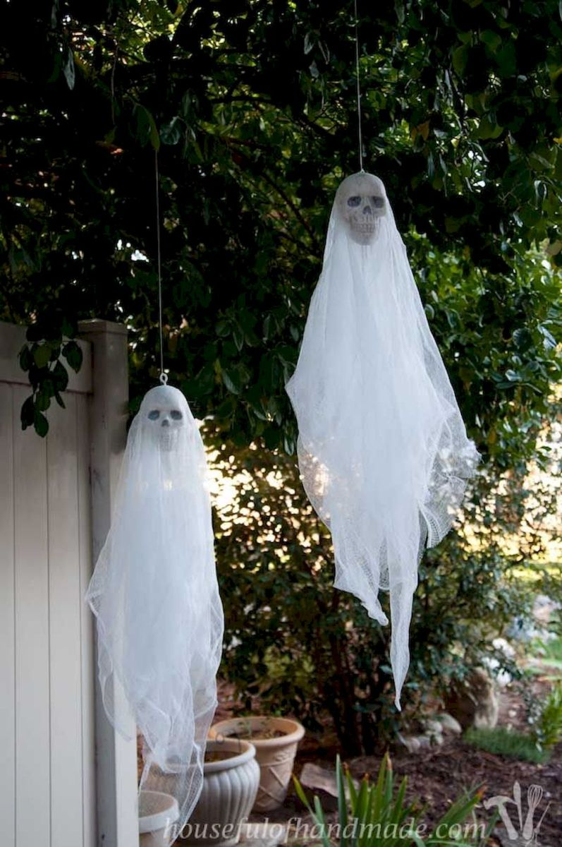 Halloween Outdoor Decorations Part 36
