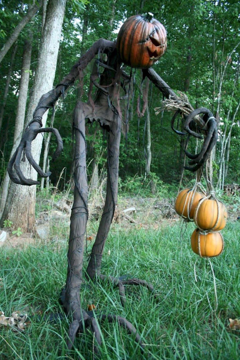 Halloween Outdoor Decorations Part 7