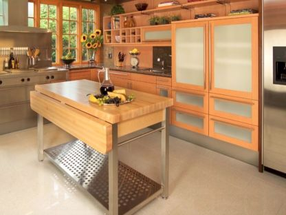 Kitchen Decor Ideas with Small Kitchen Islands Part 16