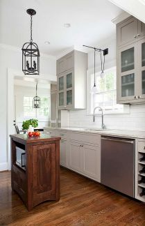 Kitchen Decor Ideas with Small Kitchen Islands Part 51