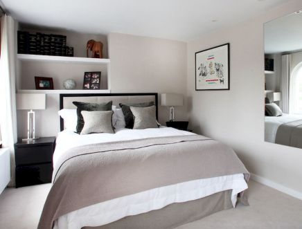 Small Bedroom Layout and Organization Part 19