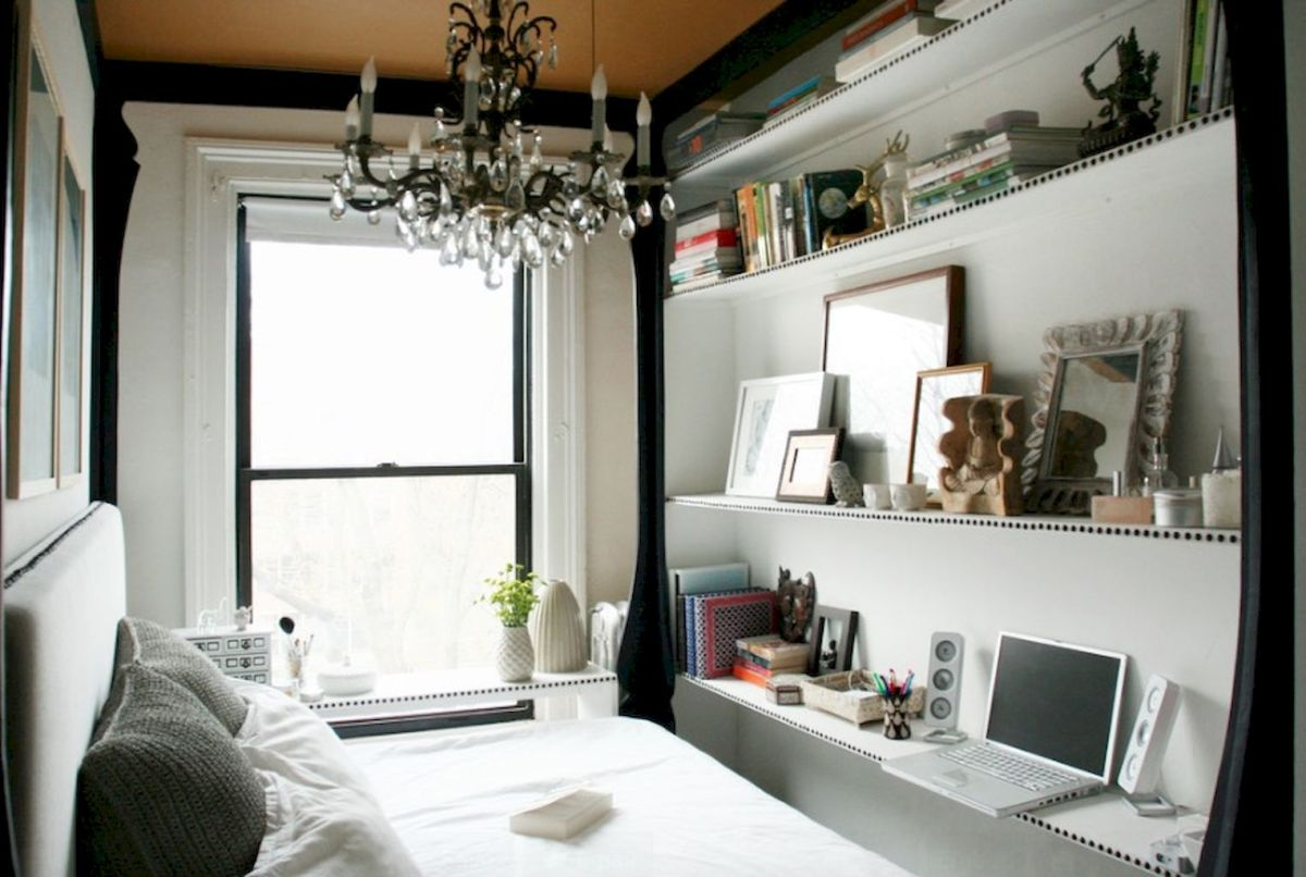 Small Bedroom Layout and Organization Part 37
