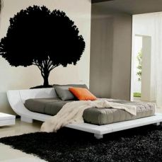 Affordable Bedroom Decor Hacks to Make minimalist decoration from cheap bedroom accessories Part 49