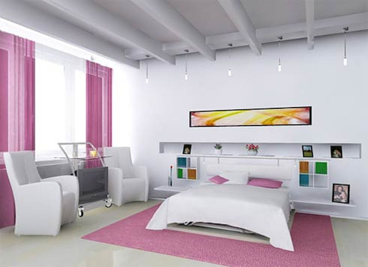 Bedroom Decorating Ideas for Rental Apartment Part 20