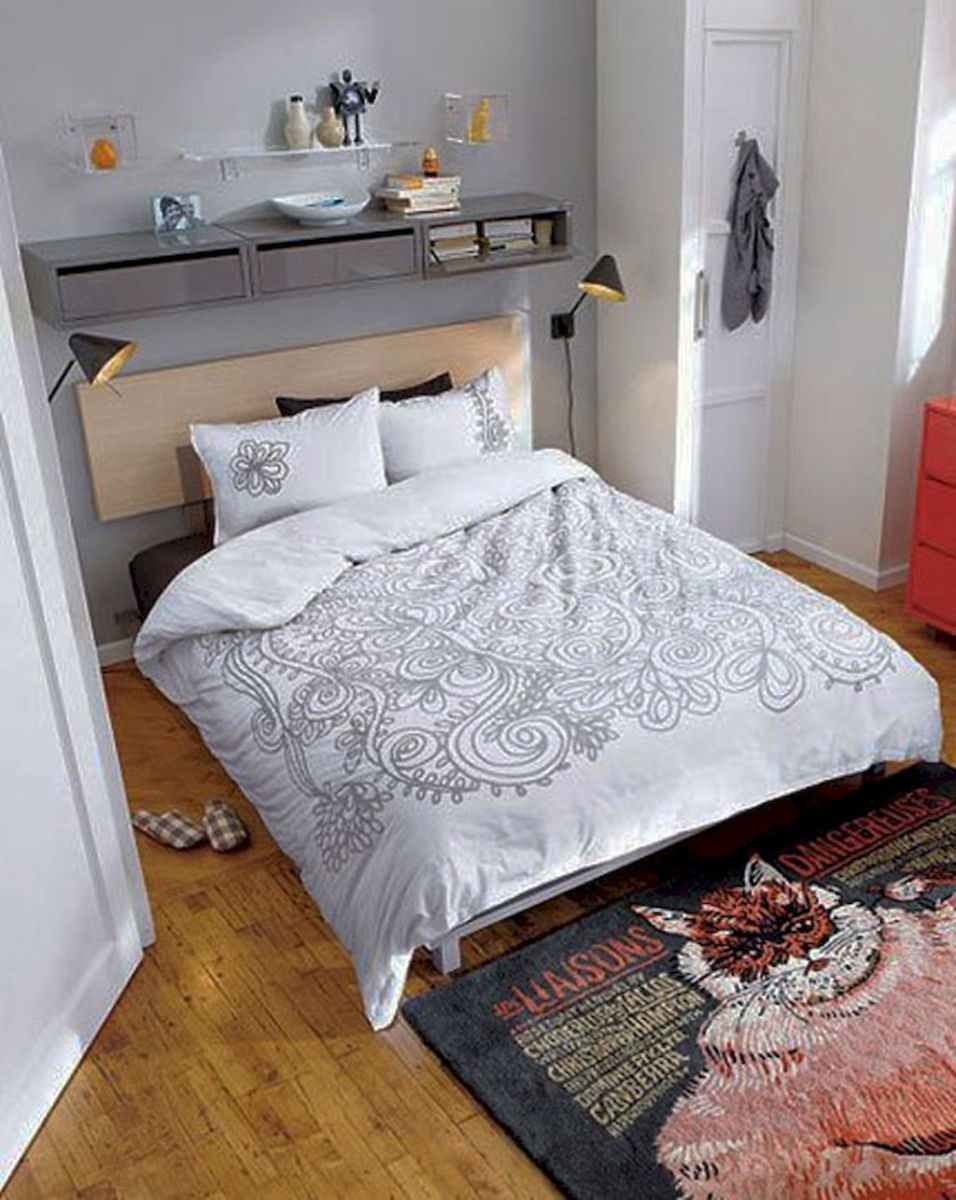 Bedroom Decorating Ideas for Rental Apartment Part 33
