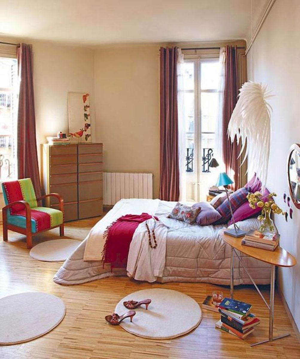 Bedroom Decorating Ideas for Rental Apartment Part 48