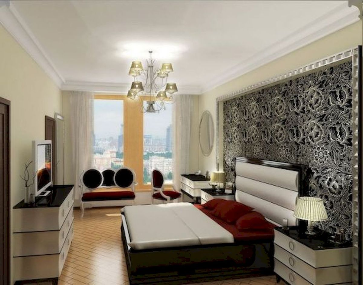 Bedroom Decorating Ideas for Rental Apartment Part 51